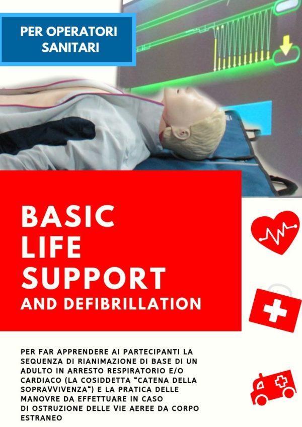 Corso BLS-D per operatori sanitari attestazione IRC
