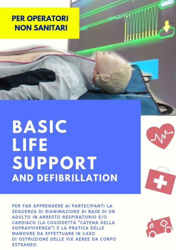Corso BLS-D per operatori non sanitari attestazione IRC