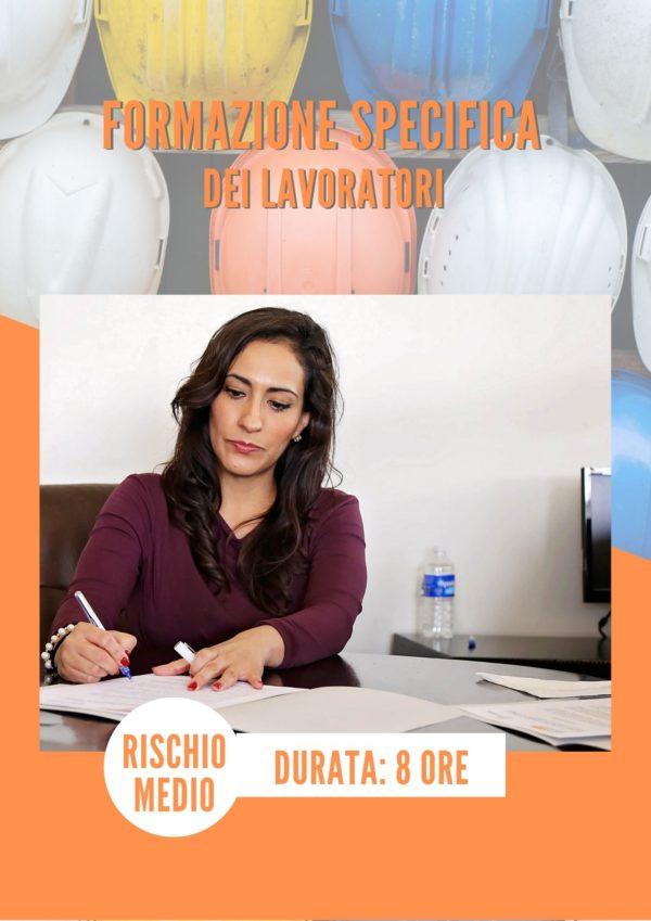 corso Sicurezza sul lavoro – Formazione specifica dei lavoratori - Rischio medio - sicilia-enna-piazza-armerina