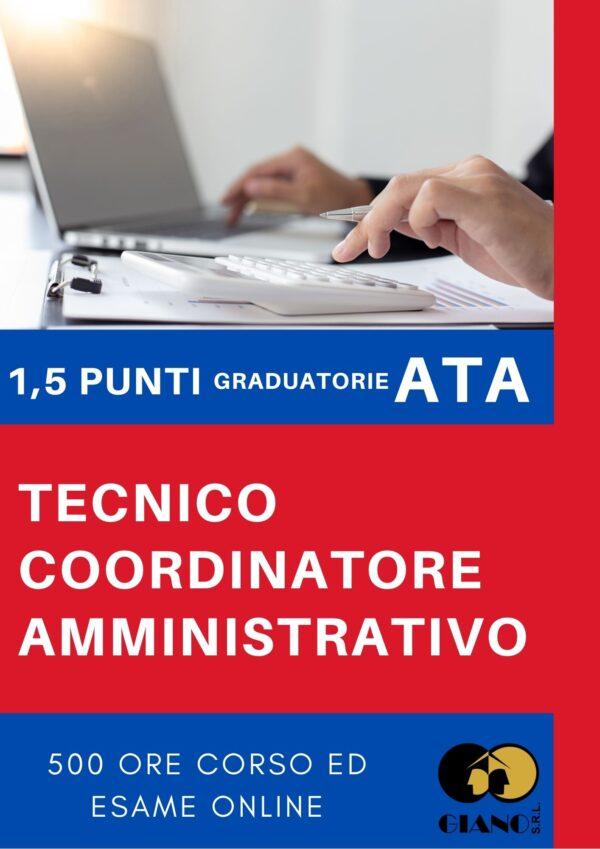corso-tecnico-COORDINATORE-AMMINISTRATIVO-online-piazza-armerina-GIANOSRL-500-ore